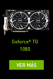 Geforce© TG 1080