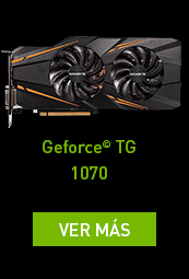 Geforce© TG 1070