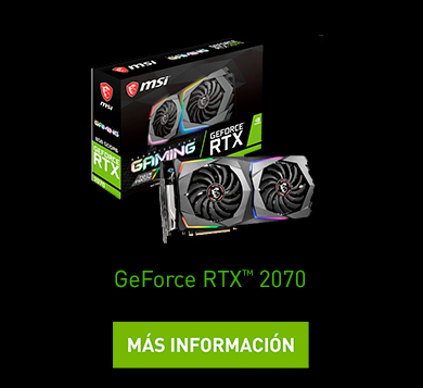 GeForce RTX™️ 2070