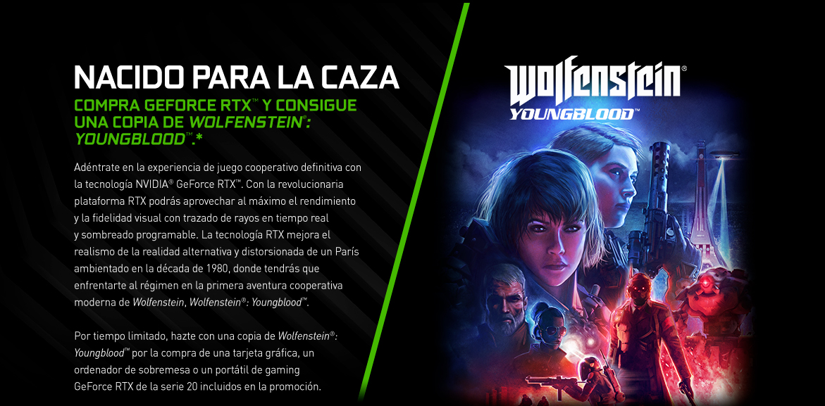 NVIDIA | Wolfstein Youngblood