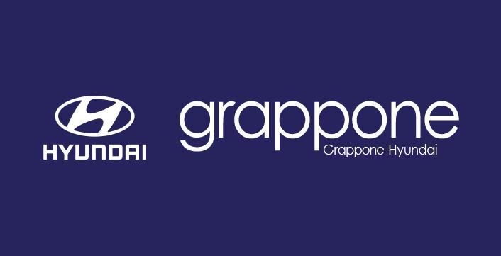 Grappone Hyundai Logo