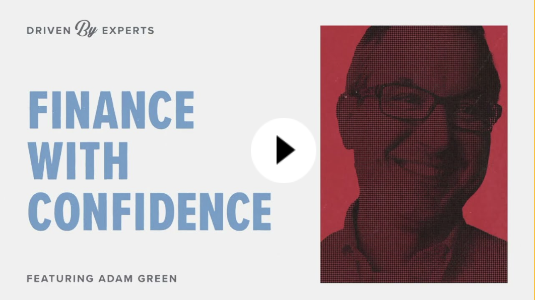 Finance With Confidence Video Thumbnail