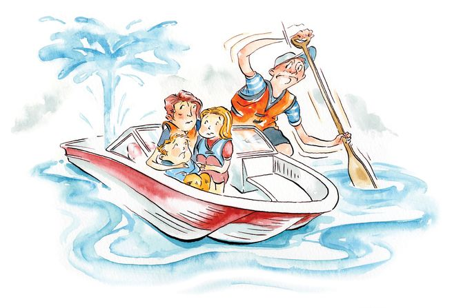 Prepared Boating