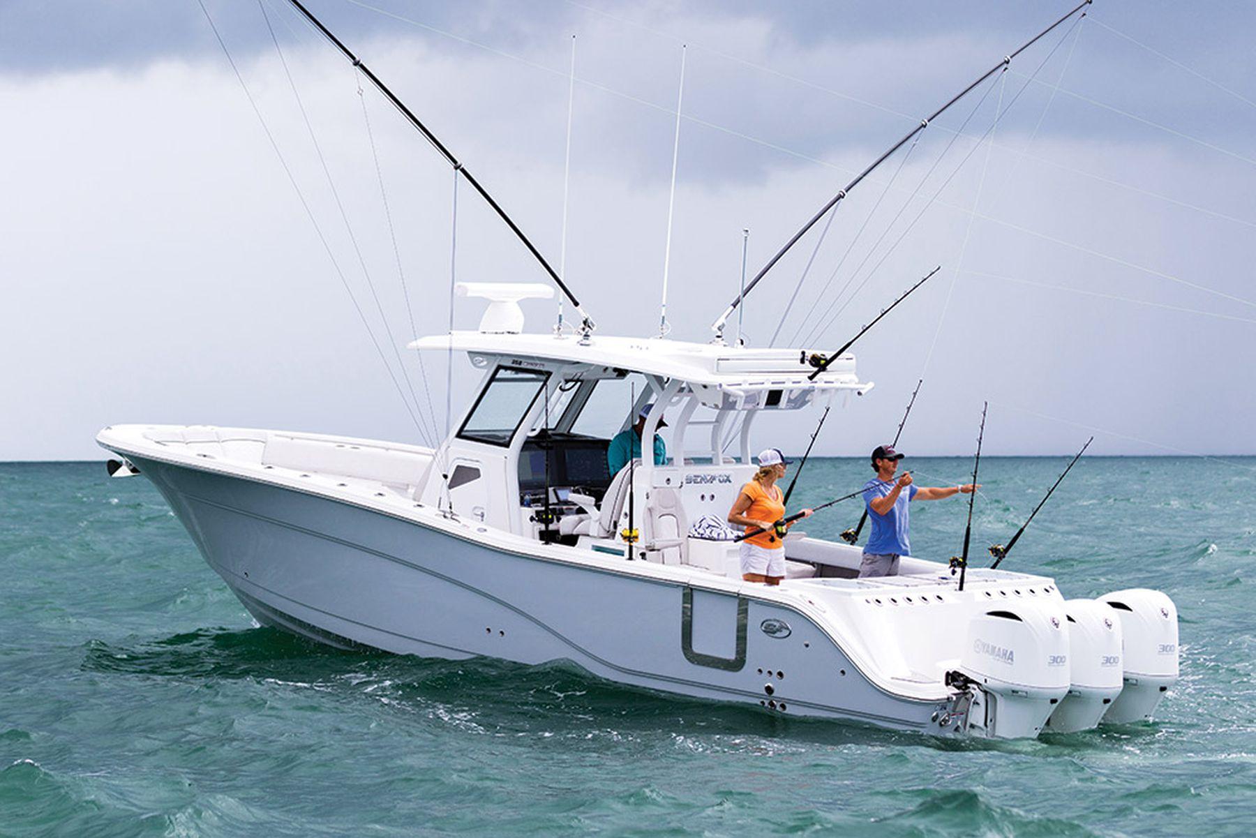 Sea Fox 368
