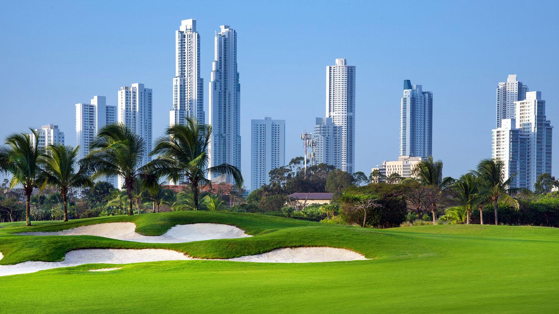Tropical Golf Getaways