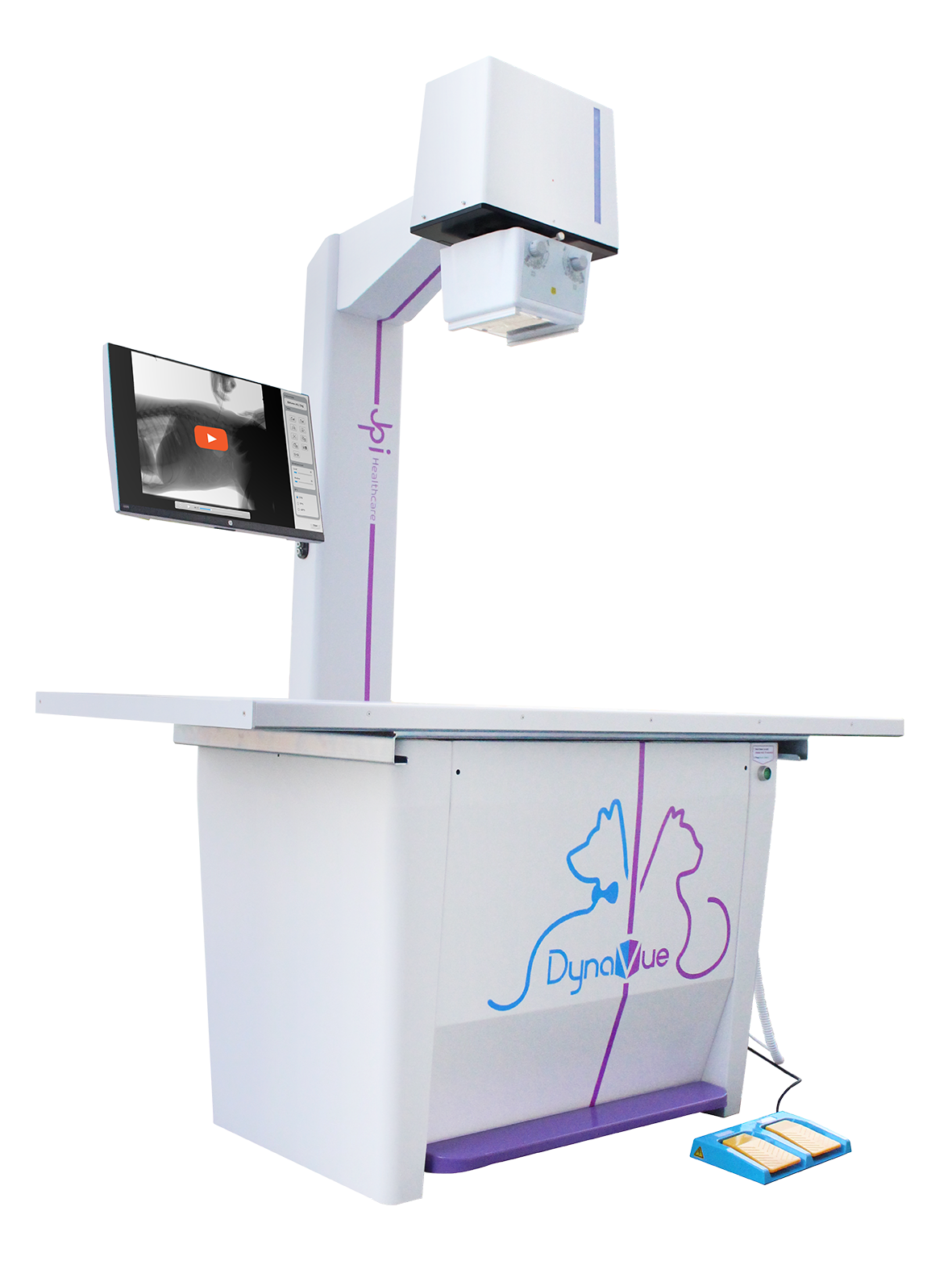 , DynaVue 2-In-1 Total Imaging Solution