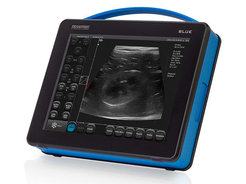 Blue Ultrasound