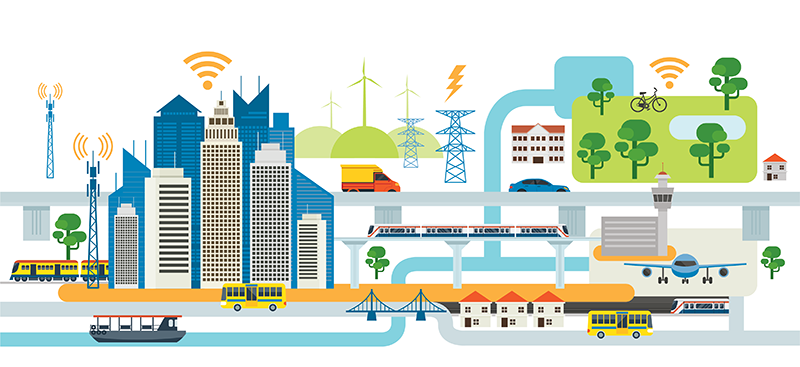 Managing smart cities' mobility with intelligent technologies