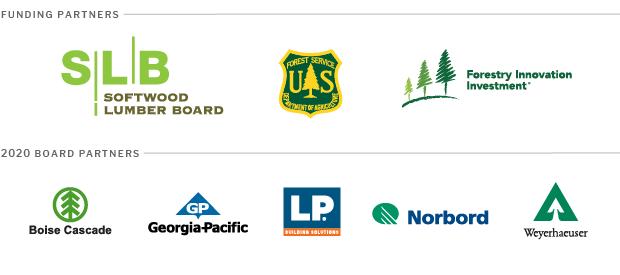 Wood Design Symposium Funding and National Partners