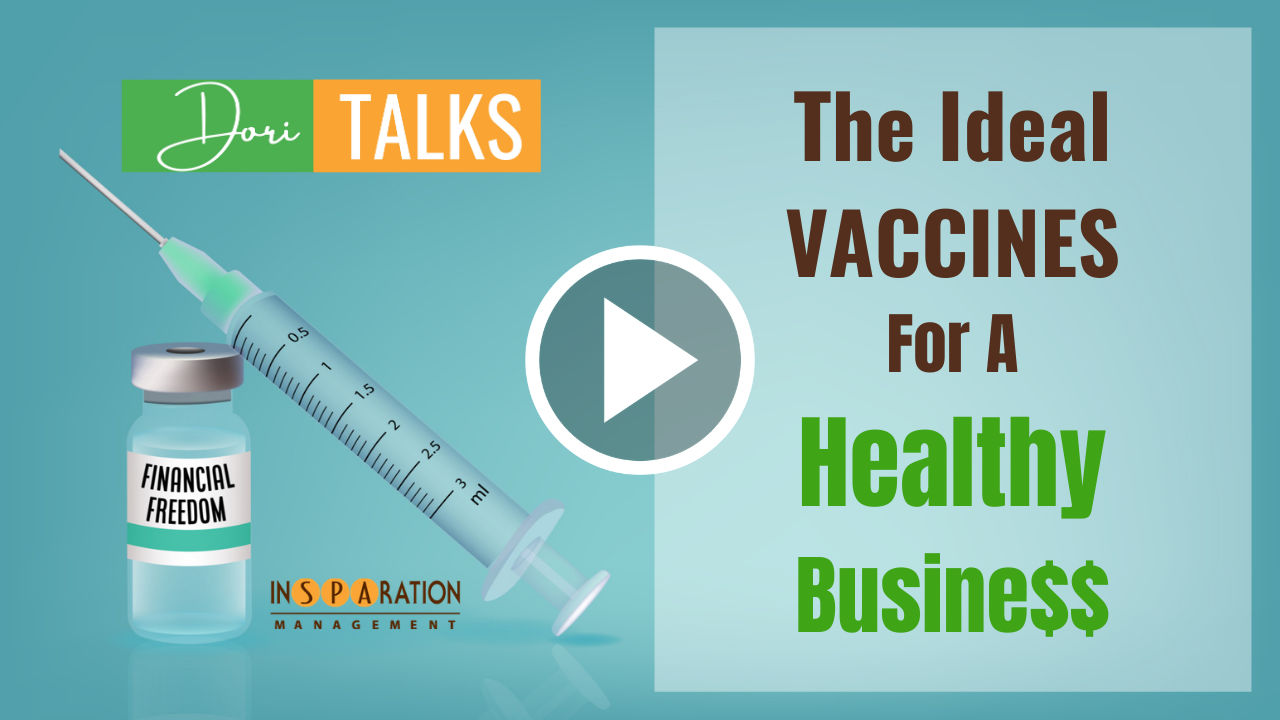 Dori Talks: Vaccination for Your Medical Aesthetics Business