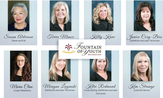 Fountain of Youth Mastermind Members