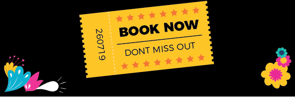Book now - Don't Miss Out