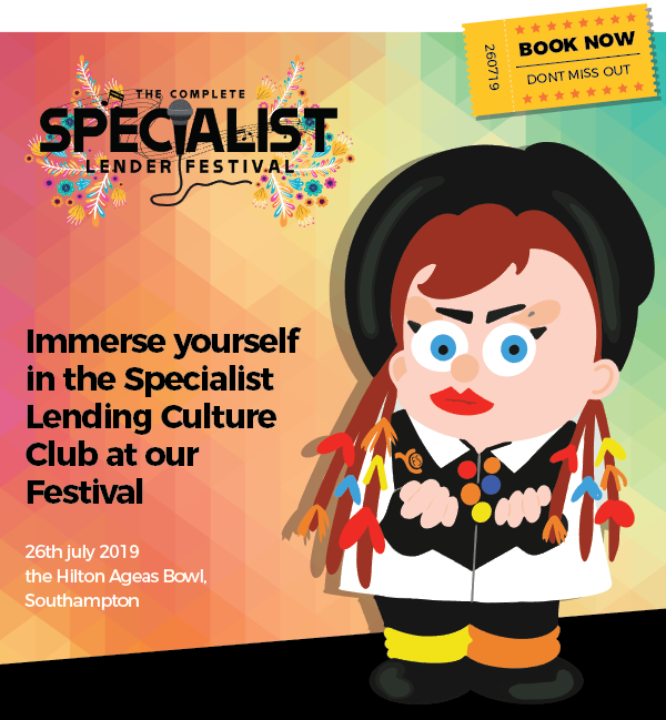 Immerse yourself in the Specialist Lending Culture Club at our Festival
