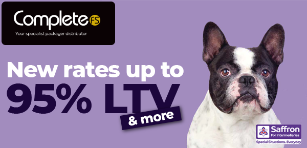 New rates up to 95% LTV & more