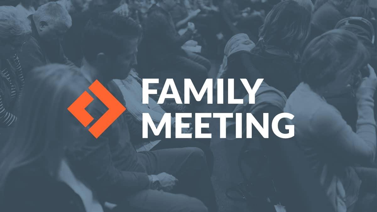 Church Family Meeting