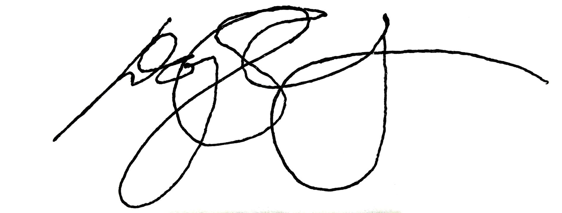 Comeau signature