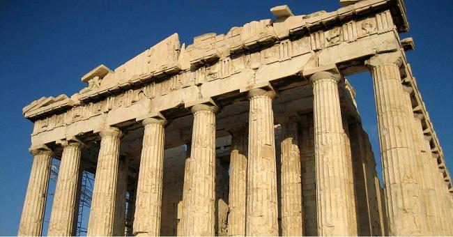 Greek in Options