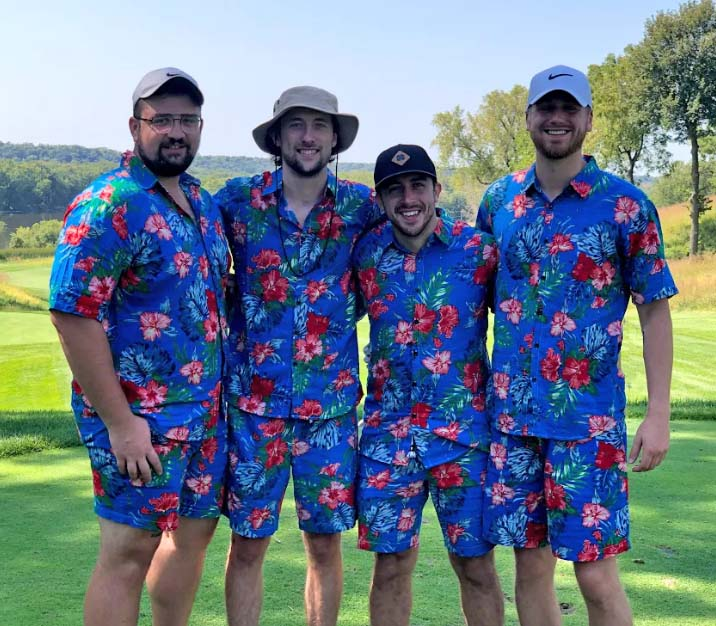 golf outing group