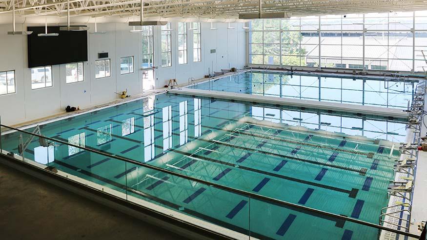 Lindberg pool