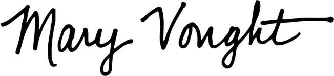 Mary Vought Signature