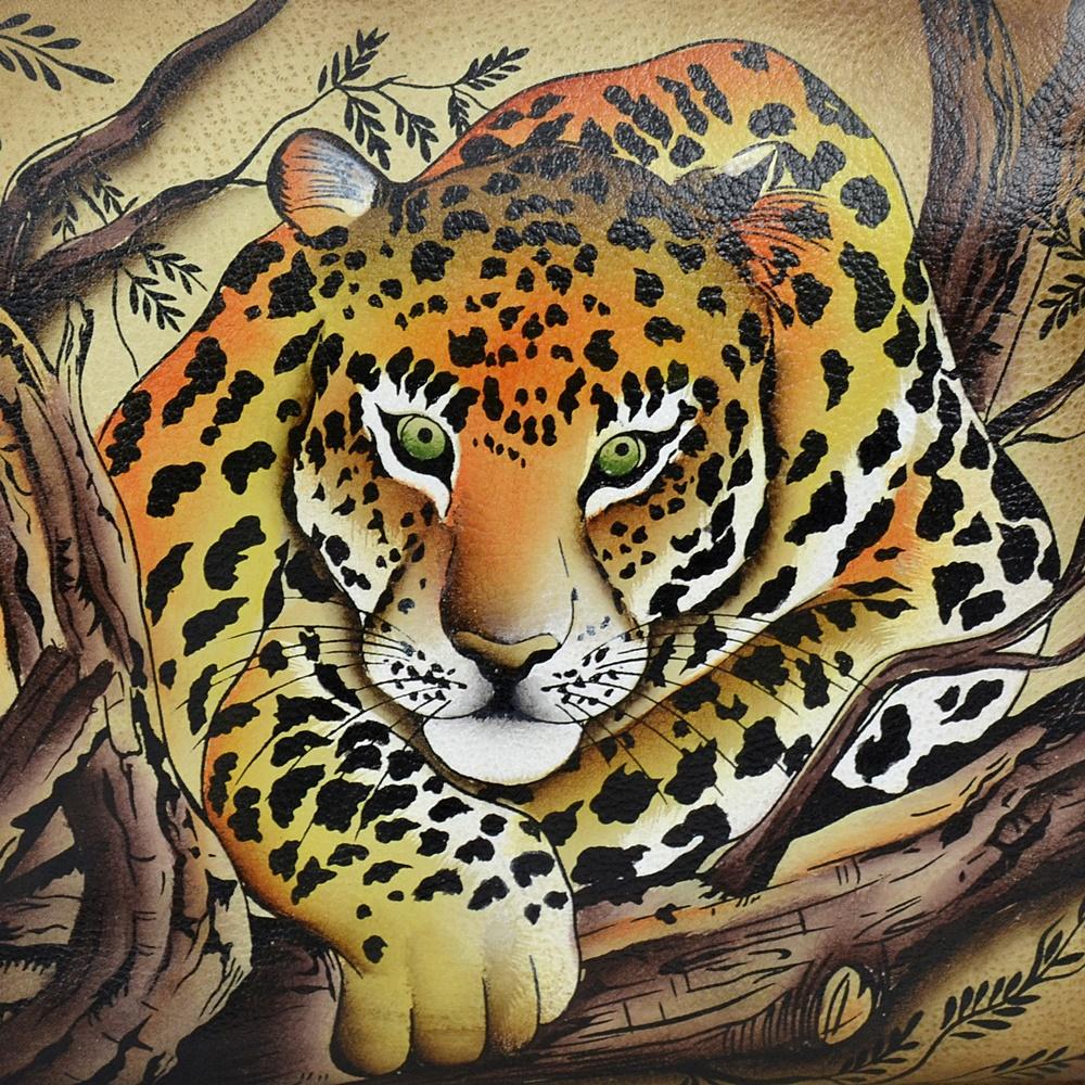 Leopard, jungle