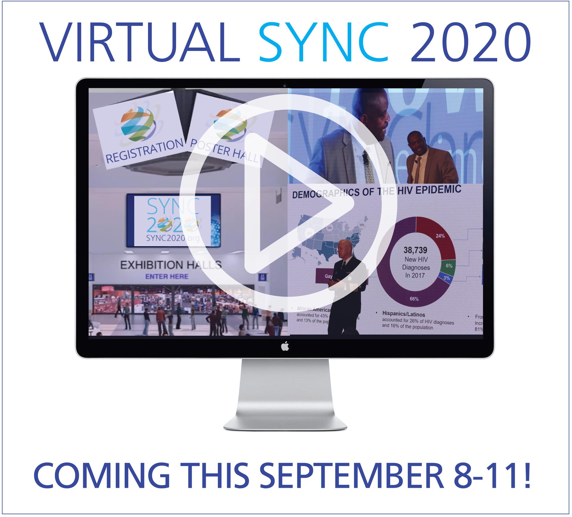 SYNC 2020 Virtual Experience Video
