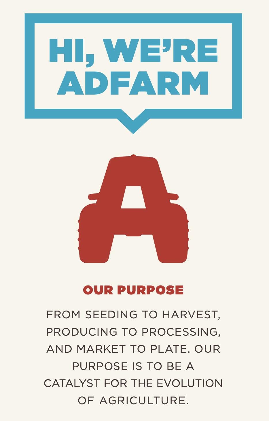 HI, WE'RE ADFARM