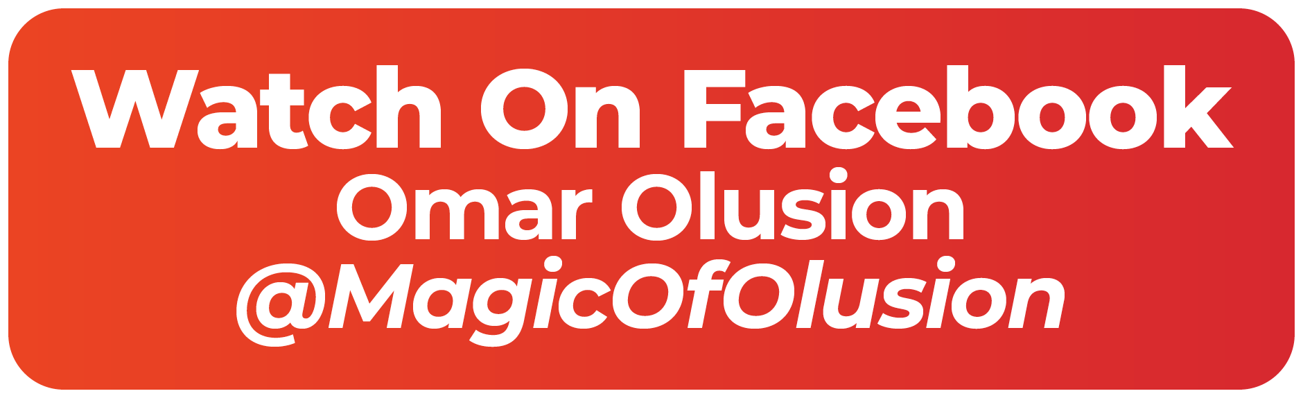 Click or tap here to follow or watch Omar Olusion on Facebook.