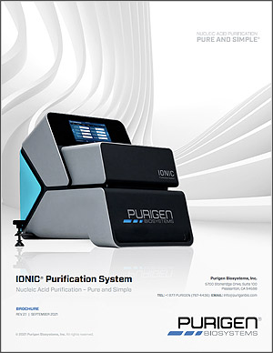 Brochure: Ionic® Purification System