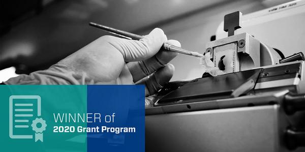 Winner of Purigen's 2020 Grant Program