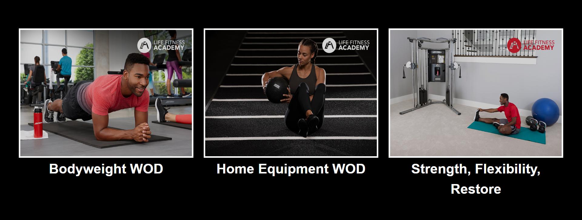 Digital Coach Workout
