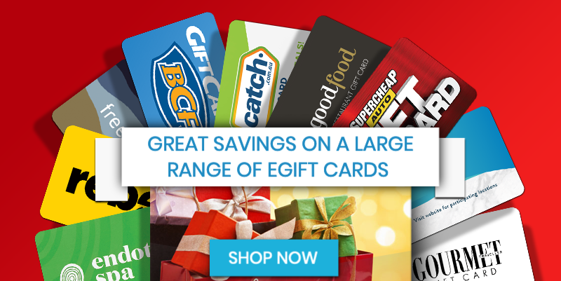 Discounts on Gift Cards