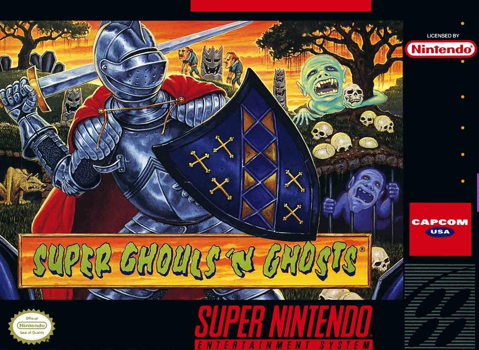 Super Ghost 'n Ghouls