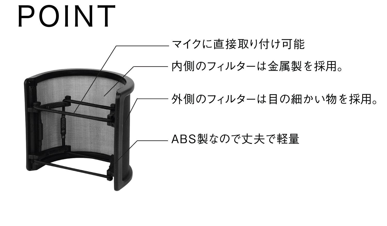 【KIKUTANI】高機能モニタースピーカースタンドとサイドアドレスマイク向け ポップフィルターが登場!