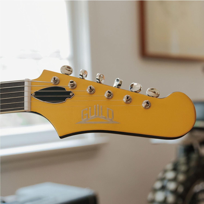 エレキギター 【GUILD】FranzP-90を3機搭載した新たなSTARFIREIとDC SCの新色が登場!