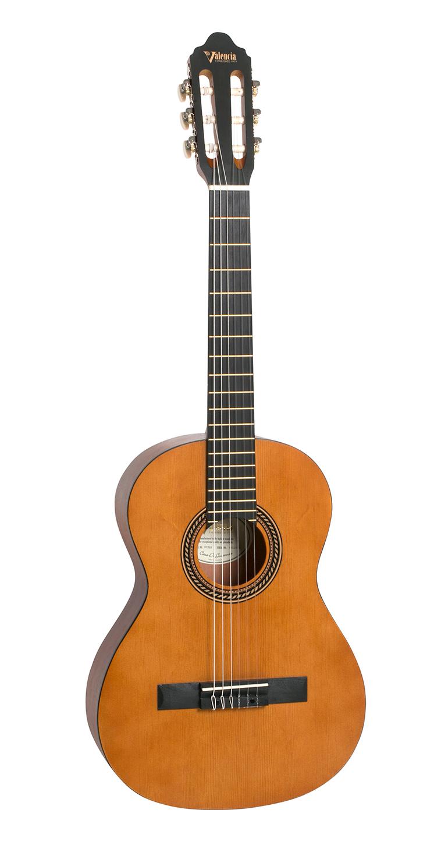【Valencia】200シリーズの1/2サイズクラシックギターが登場!