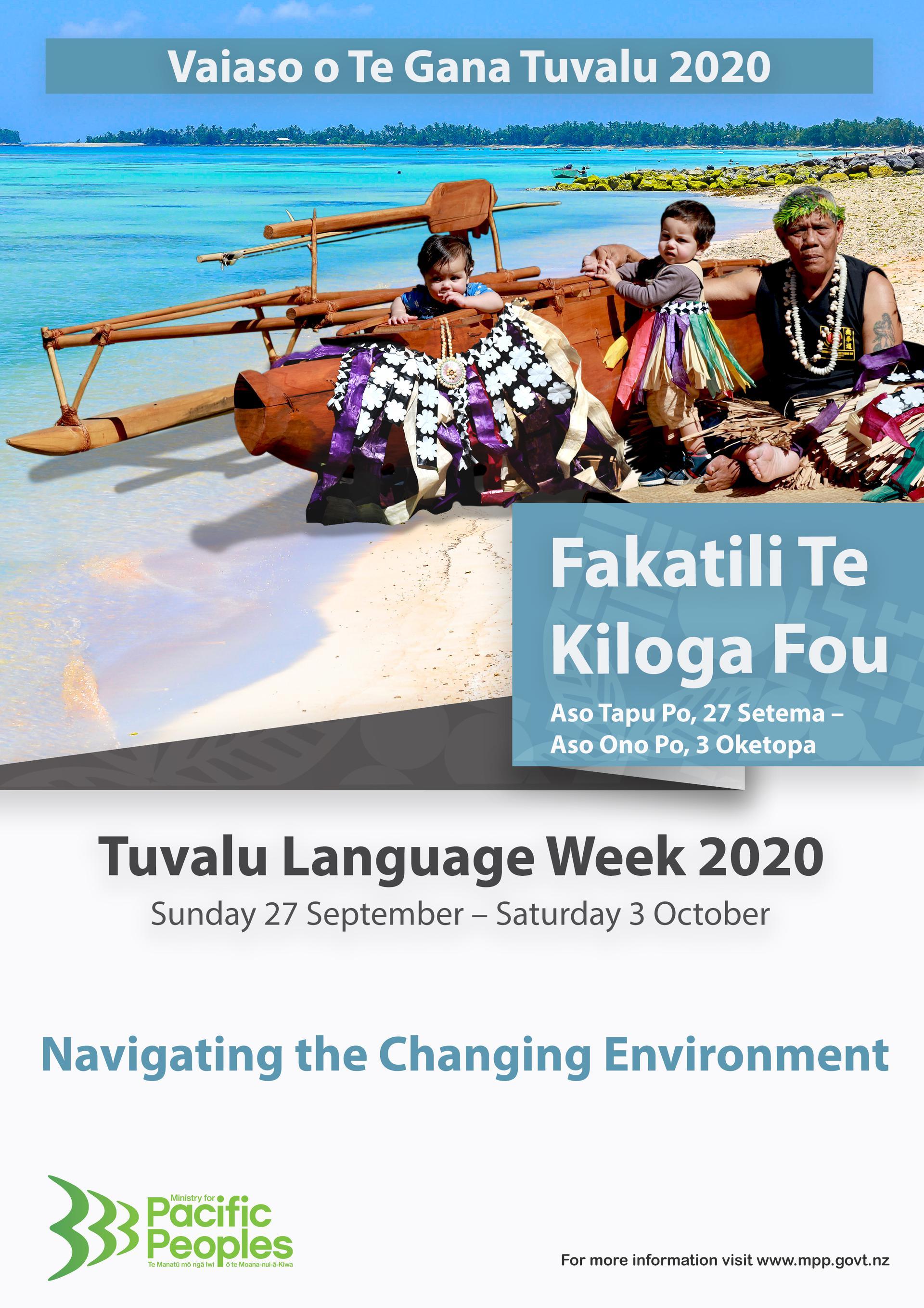 Tuvalu Language Week