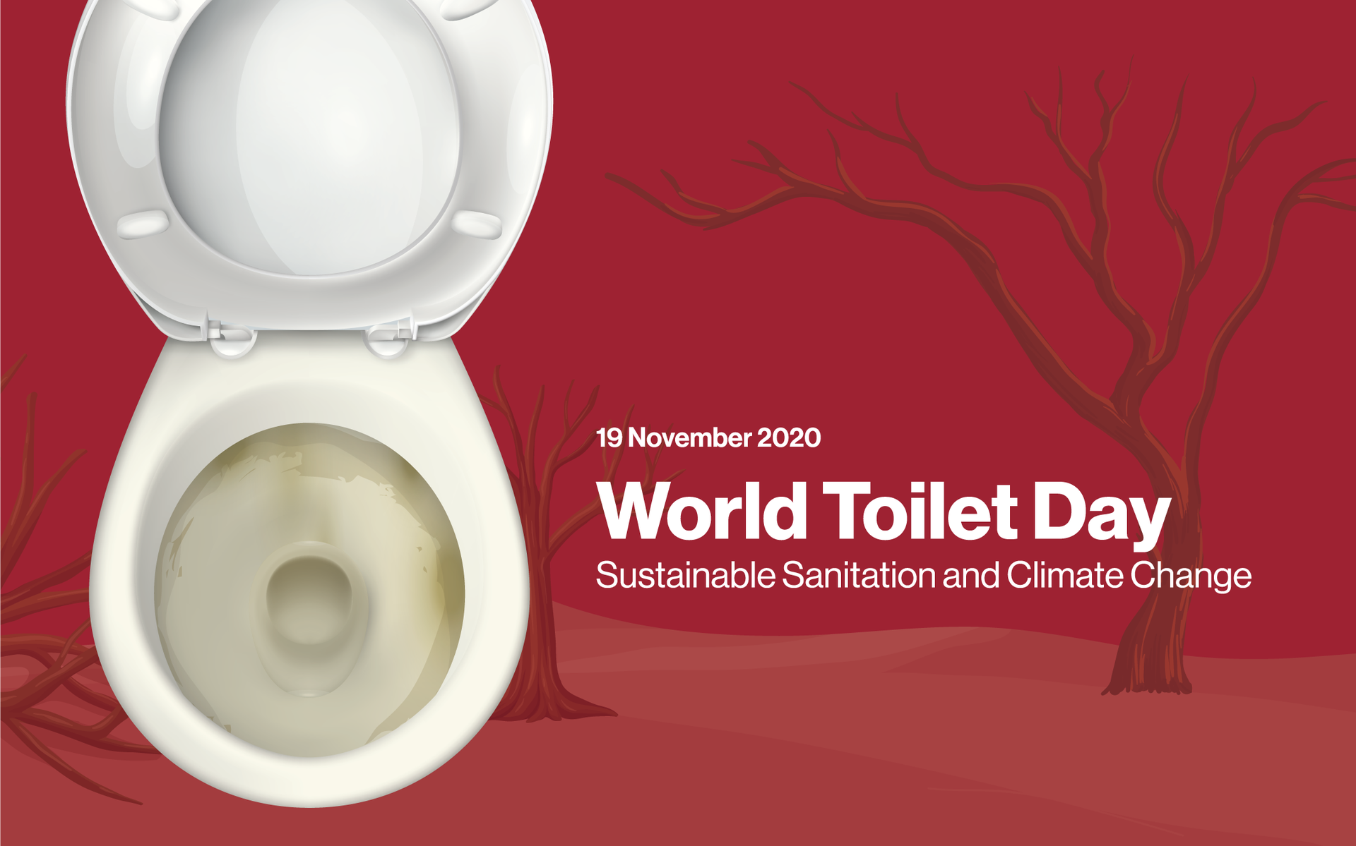Today is World Toilet Day!