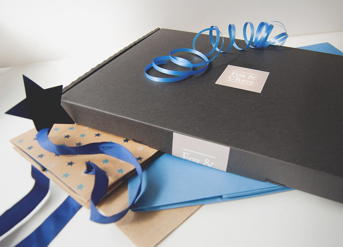 Tie & Bow Tie Gift Box