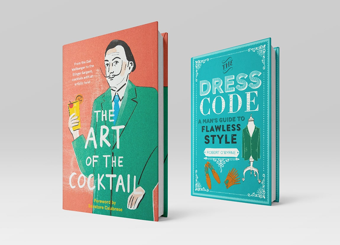 The Art of the Cocktail & Dress Code: A Man's Guide to Flawless Style