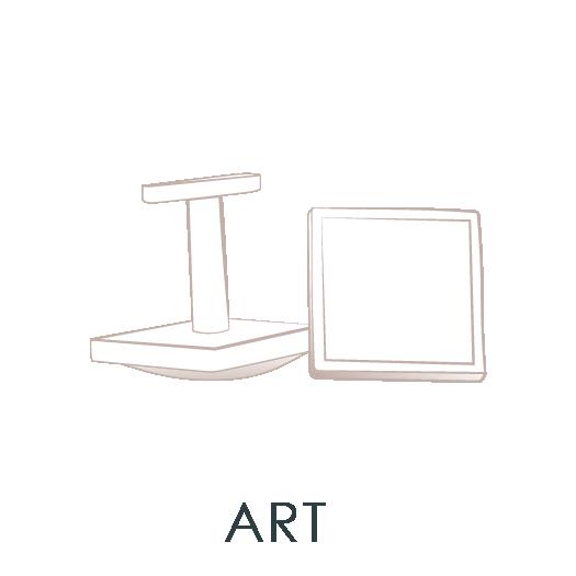 Art Gallery Cuff Links