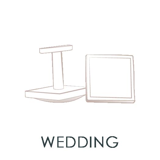 Wedding Cuff Links