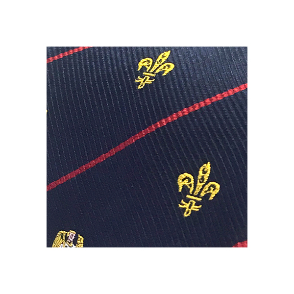 Worshipful Company of Parish Clerks Tie Detail