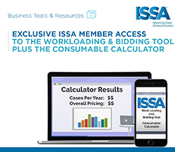 ISSA Member Benefits - Business tools