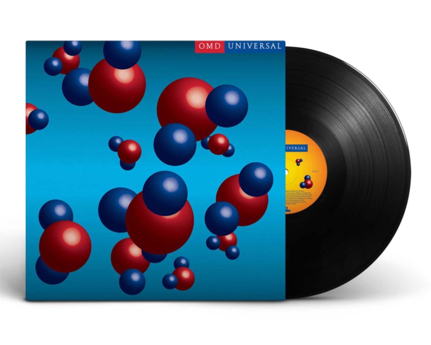 Image of the Universal Vinyl LP