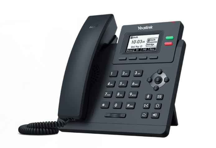Yealink T31G Gigabit Ethernet IP Phone
