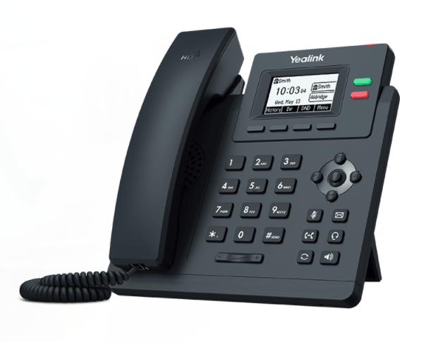 Yealink T31P Entry-level IP Phone
