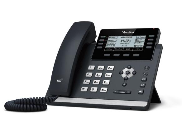 Yealink T43U IP Phone