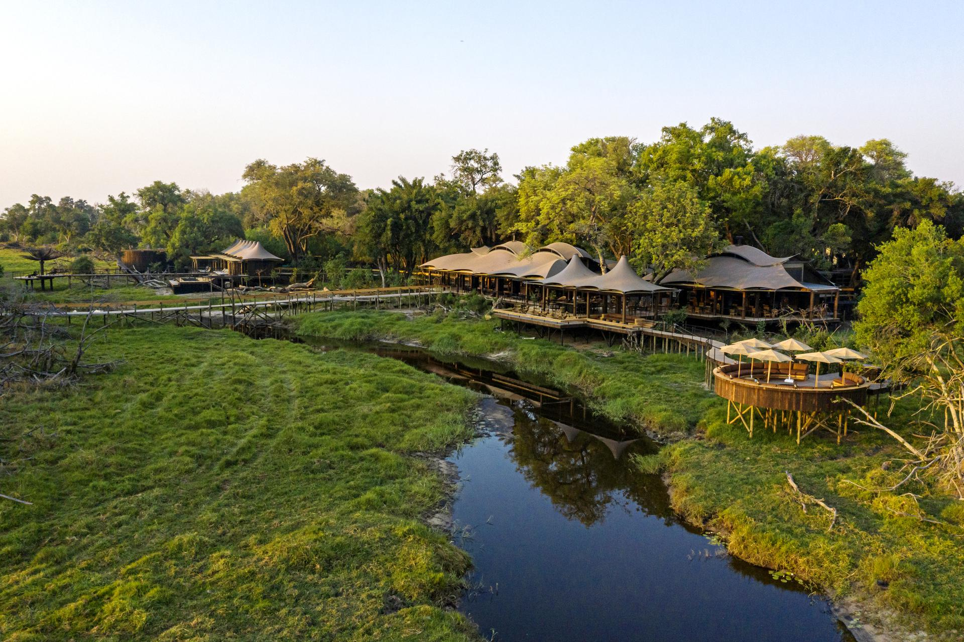 40% off a 3 night Victoria Falls experience | Visit an elephant sanctuary and orphanage | #maketravelmatter - Xigera Safari Lodge is open
