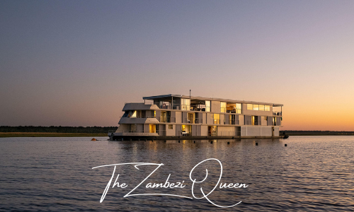Tailor-made by Thompsons Africa...The Zambezi Queen with or without pre and post safari options